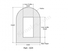 D-24 Silicone Rubber Seals and Strips.png