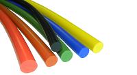 Silicone rubber Cords