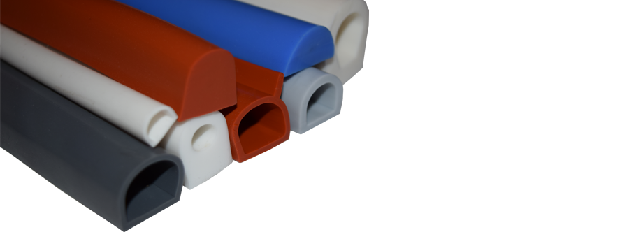 D-Shaped-Rubber-Extrusion-Products