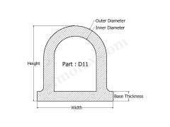 D-11 D shaped Silicone Seals.png