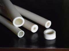 Food grade silicone extrusion