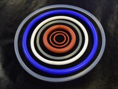 O ring, spliced rings, vulcanized rings